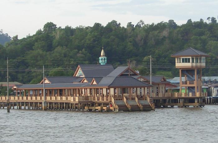 Pusat Kebudayaan dan Pelancongan Kg Ayer