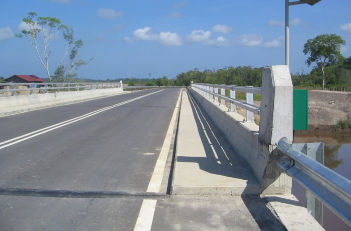 Flood Alleviation at Kg. Lamunin